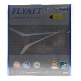 卓球 ラバー(裏ソフト) フライアット ソフト 厚さ:中/黒 2820283605