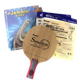 卓球 ラケット(競技用) サナリオンC+ジャミン NE6652STC