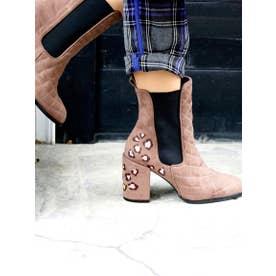 花柄刺繍ブーツ (MI)