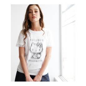 Hello Kitty チュールTシャツ (WH)