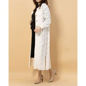 BOTANICAL LACE COAT (IV)