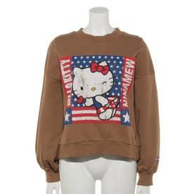 Hello Kitty スウェットトップス (BG)