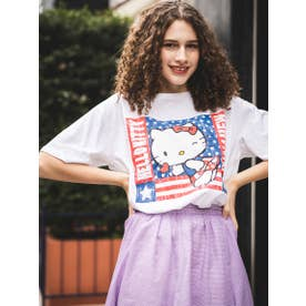 Hello Kitty Tシャツ (WH)