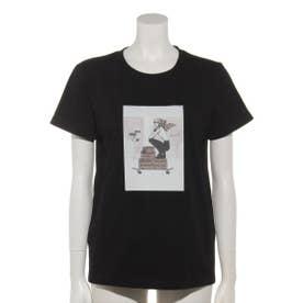 スケボーTシャツ (BK)