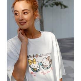 Hello KittyビッグT (WH)
