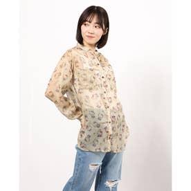 Hello kittyシアーシャツ (BG)