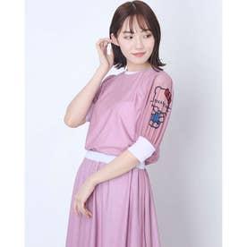 Hello Kitty袖T (LV)