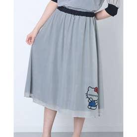 Hello Kitty二重スカート (BK)