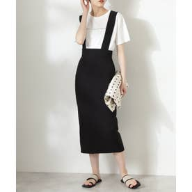 2Wayタイトスカート ブラック