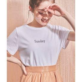 サンデーTシャツ (オフホワイト)
