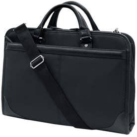 ハイクラス ビジネスバッグ G-1005 (ブラックxブラック)