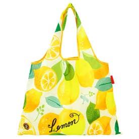 #DJQECOBAG デザイナーズコラボ ショッピングバック (Lemon)