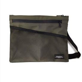 ノーブランド No Brand TRIUMPHAL SACOCHE BAG (003.ベージュ)