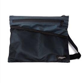 ノーブランド No Brand TRIUMPHAL SACOCHE BAG (004.ネイビー)