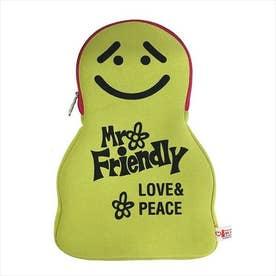 ミスターフレンドリー MR.FRIENDLY 8624FR.PopColorサコッシュA (YELLOW)