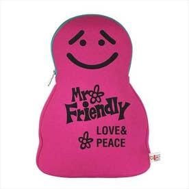 ミスターフレンドリー MR.FRIENDLY 8624FR.PopColorサコッシュA (PINK)