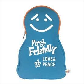 ミスターフレンドリー MR.FRIENDLY 8624FR.PopColorサコッシュA (BLUE)