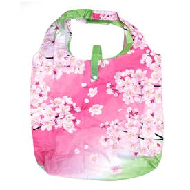 エコ な ショッピングバッグ (桜)