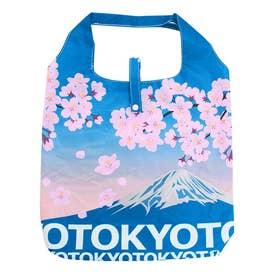 エコ な ショッピングバッグ (TOKYO×富士山)