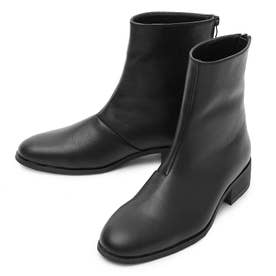 glabella HEELUP BOOTS (BLACK(スムース))