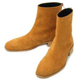 glabella HEELUP BOOTS (CAMEL-S(スエード))
