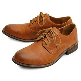 glabella LACEUP BABOUCHE (CAMEL(スムース))
