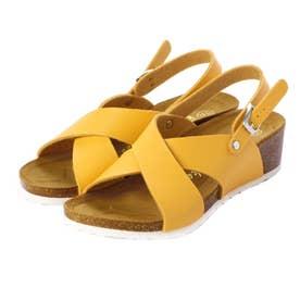 コンフォートサンダル 1437P (Yellow)
