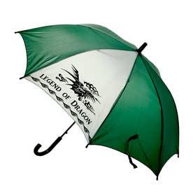 ATTAIN アテイン 1289 1312 男児 グラスファイバー ジャンプ 長傘 55cm (1289.green)