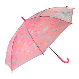 ATTAIN アテイン 女児 1コマPOE グラスファイバー骨 ジャンプ 長傘 55cm (1322.pink)