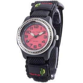 CACTUS カクタス CAC-45 キッズ 腕時計 (CAC45M07レッド)
