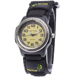 CACTUS カクタス CAC-45 キッズ 腕時計 (CAC45M10イエロー)