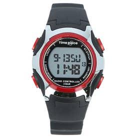 ノーブランド No Brand time piece 電波時計 TPW-001 TPW-002 (TPW-001.RD)