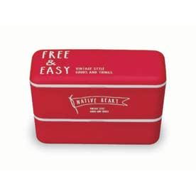 ネイティブハート Native Heart メンズネストランチ FREE & EASY (レッド)