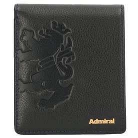 Admiral アドミラル ADWF04 2つ折り財布 (ネイビー)