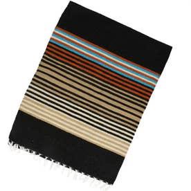 ノーブランド No Brand EL PASO エルパソ ONWPB Pueblo Blankets プエブロ ブランケット (Old.Black)