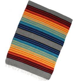 ノーブランド No Brand EL PASO エルパソ ONWPB Pueblo Blankets プエブロ ブランケット (Gray)