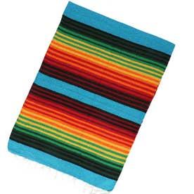 ノーブランド No Brand EL PASO エルパソ ONWPB Pueblo Blankets プエブロ ブランケット (Turquoise)