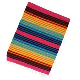 ノーブランド No Brand EL PASO エルパソ ONWPB Pueblo Blankets プエブロ ブランケット (Pink)