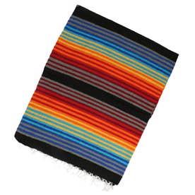 ノーブランド No Brand EL PASO エルパソ ONWPB Pueblo Blankets プエブロ ブランケット (S.Black)