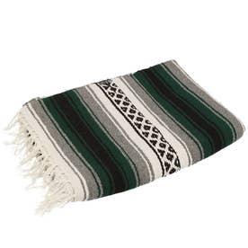 ノーブランド No Brand EL PASO エルパソ ONW Traditional Falsa Blankets (ハンターグリーン)