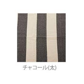 ノーブランド No Brand キーストーン KEY STONE マルチカバーストライプマルチカラー (チャコール(太))