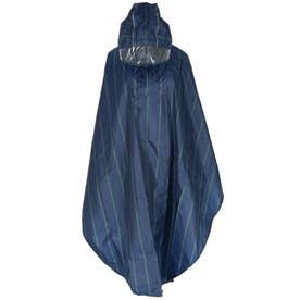 レインポンチョ Rain Poncho (ブルーライン)