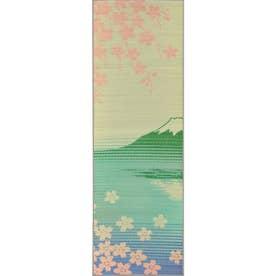 ノーブランド No Brand 畳ヨガマット 60cmx180cm (SAKURA富士)