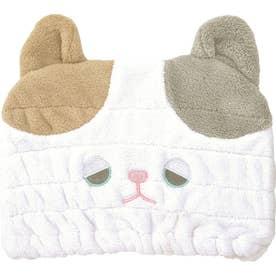 ノーブランド No Brand Karatto Towel 吸水速乾 ヘアキャップ (78284.10ゆず)