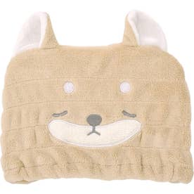 ノーブランド No Brand Karatto Towel 吸水速乾 ヘアキャップ (78284.44コタロウ)