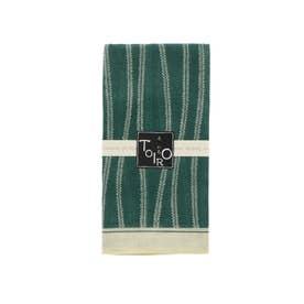 ノーブランド No Brand TOIRO 大判ハンカチ 58cm (柳/緑)