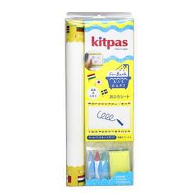 ノーブランド No Brand kitpas for Bath シートセット FBSS1-5 (ホワイト)
