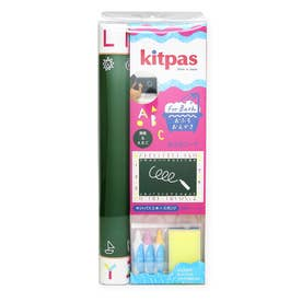 ノーブランド No Brand kitpas for Bath シートセット FBSS1-5 (グリーン)