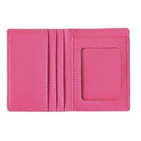 スキミング防止カードケース (桃)