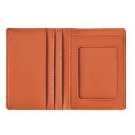 スキミング防止カードケース (橙)